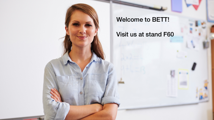 BETT 2019 – New and smart features to systematically improve teaching