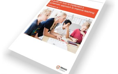BRAVOLesson white paper – A guide on how to implement a systematic approach to improve teaching