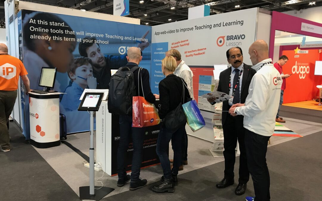 At Bett Show 2020 in London – The Lesson calculator and New Module for Icelandic schools