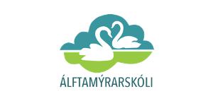 Alftamyrarskoli logo