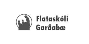Flataskoli Logo
