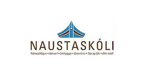 Naustaskóli Logo
